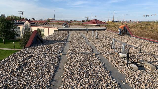 Loveland, CO - Commercial roof inspection