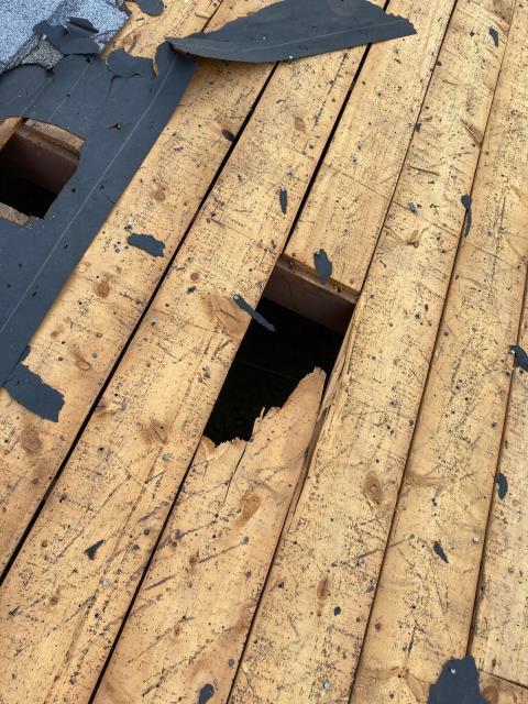 Denver, CO - Residental roof repair