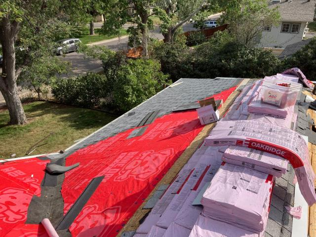 Denver, CO - Roof replacement