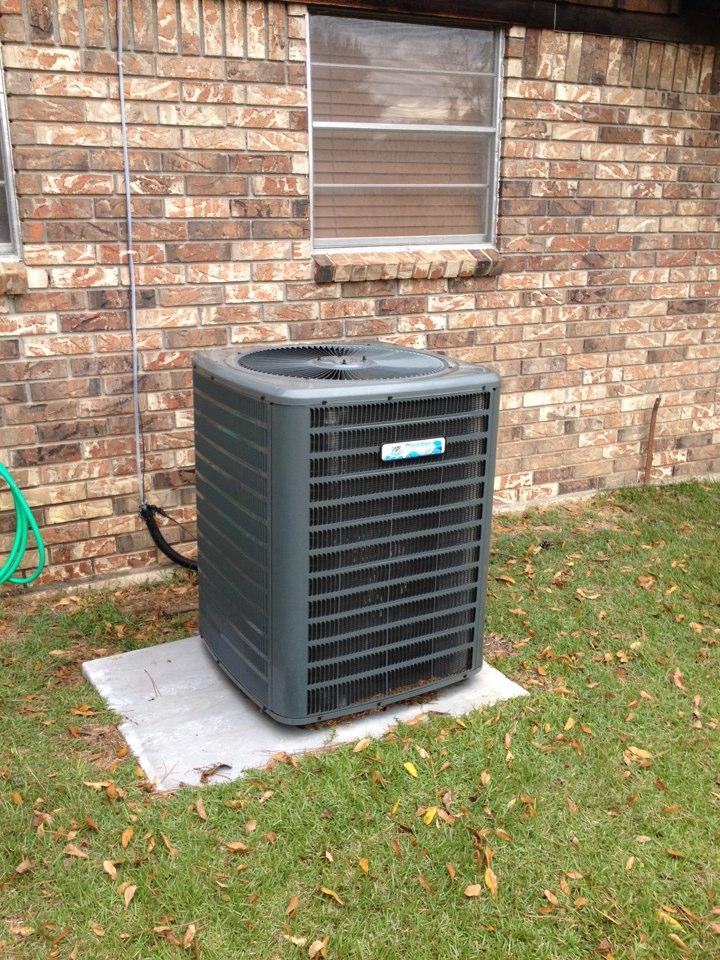 Queen City, TX - Heating tune up for Goodman heat pump