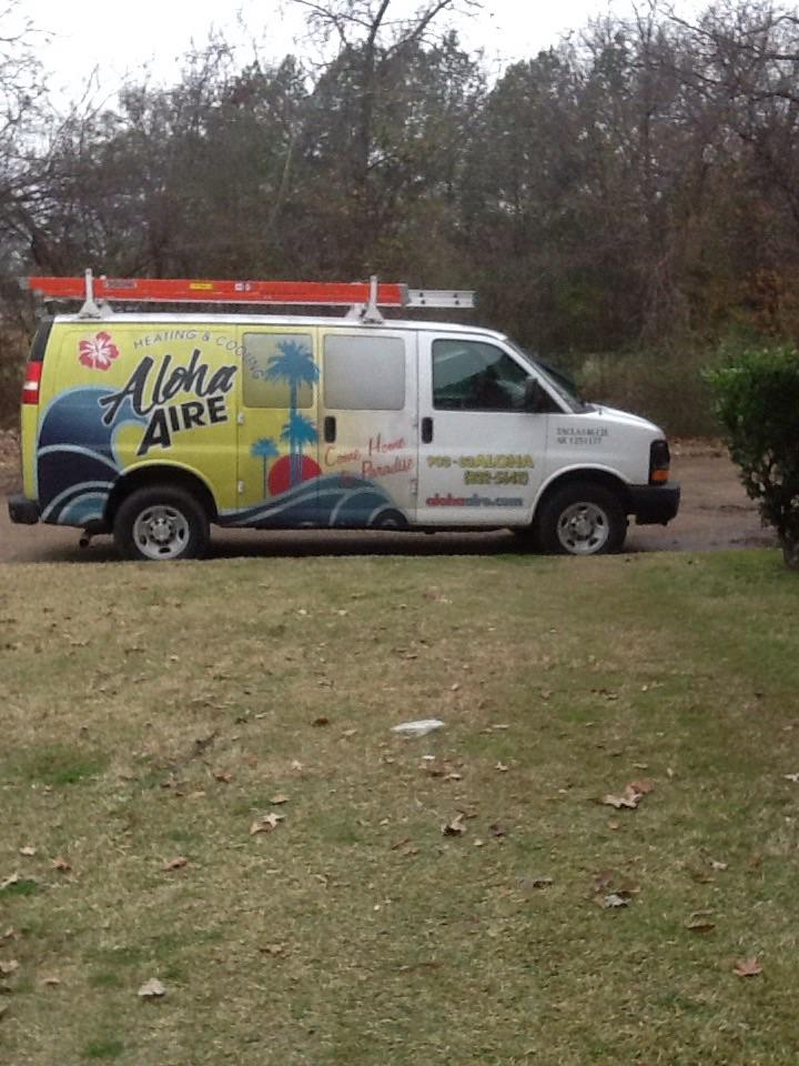 Atlanta, TX - Repaired leak on condenser cap tube