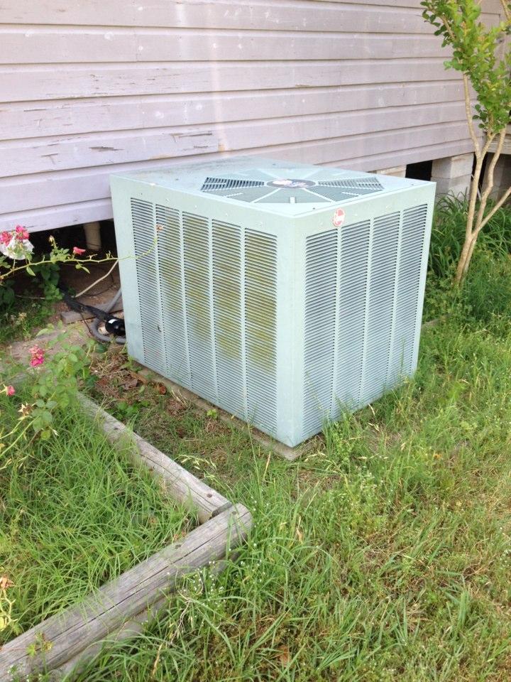 Fouke, AR - Air conditioning repair for Rheem heat pump