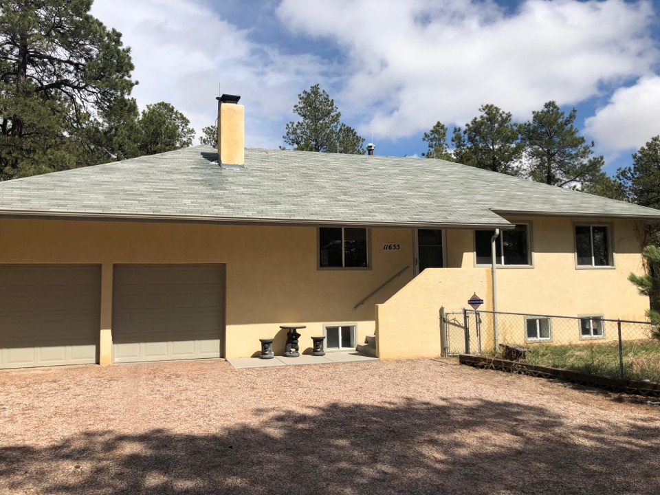 Colorado Springs, CO - Looking at a roof for replacement in El Paso county.