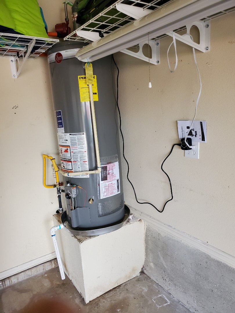 Fort Worth, TX - Plumber near me; Water heater install near me
