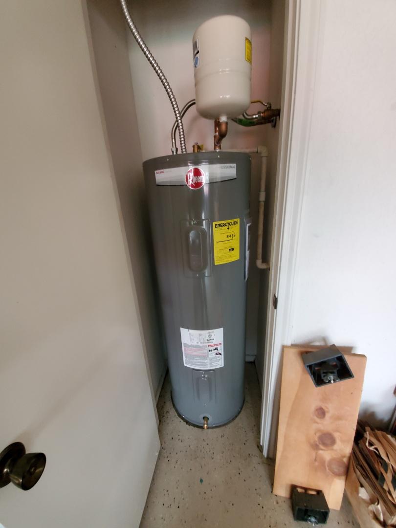 Argyle, TX - Plumber near me; Install water heater near me