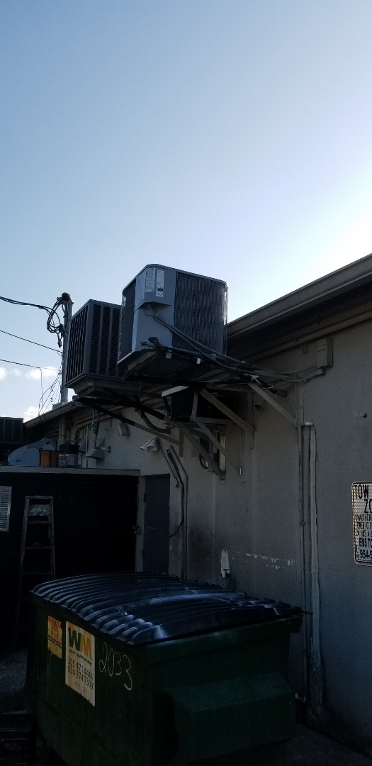 Wilton Manors, FL - Replace AC Proposal two 5 ton split systems