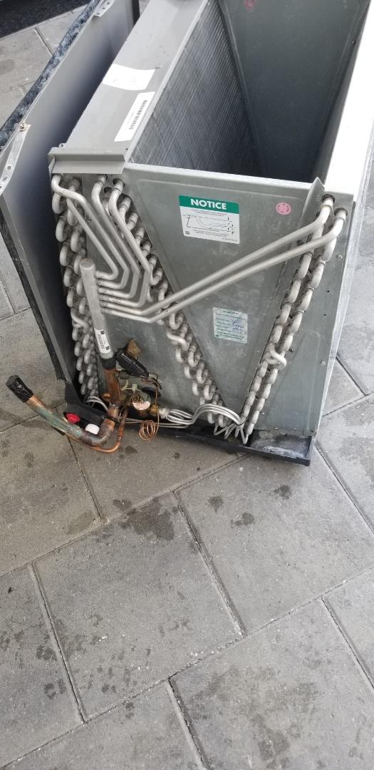 Doral, FL - Coil cleanner unit rheem 3ton
