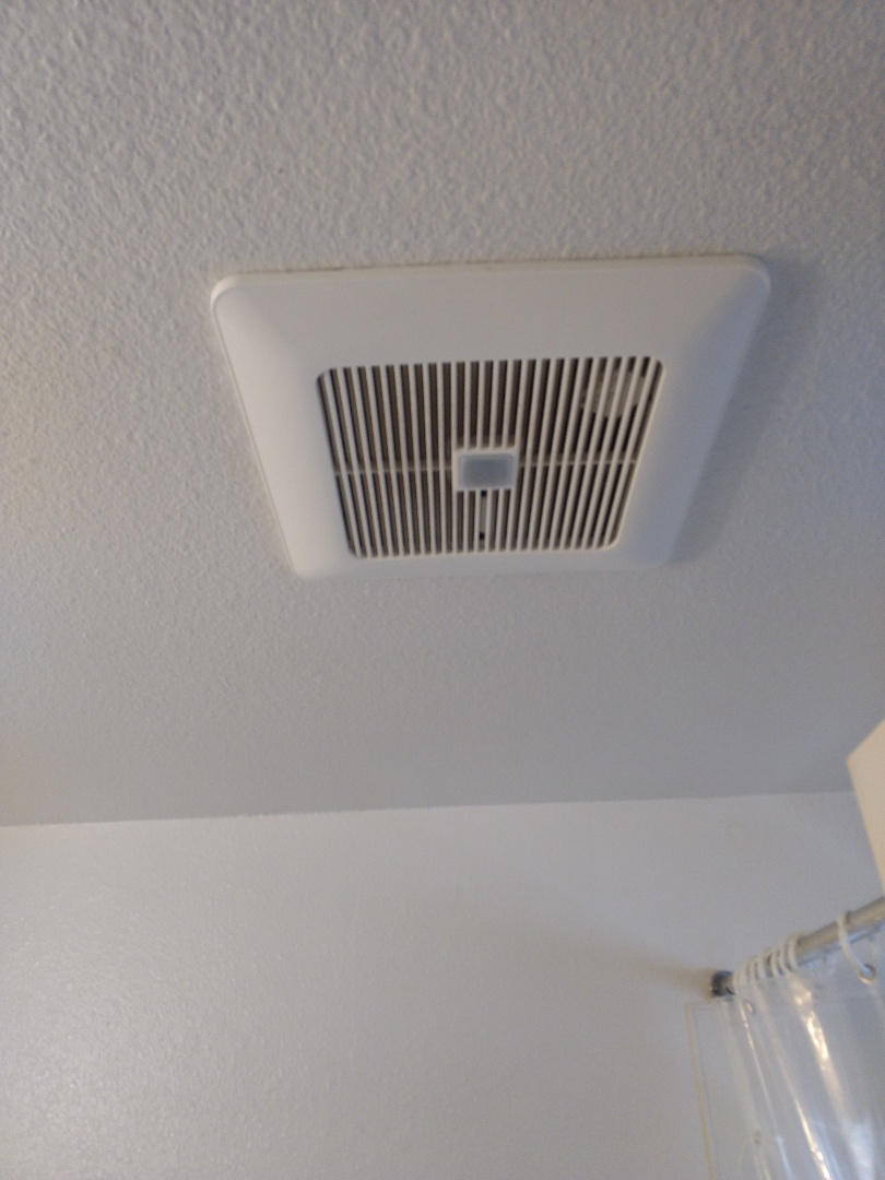 Kent, WA - Bathroom fan installation