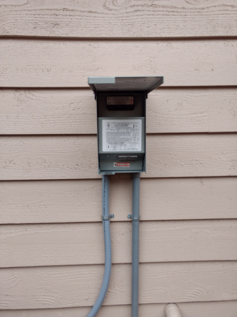 Federal Way, WA - New electrical circuit for heating and cooling system