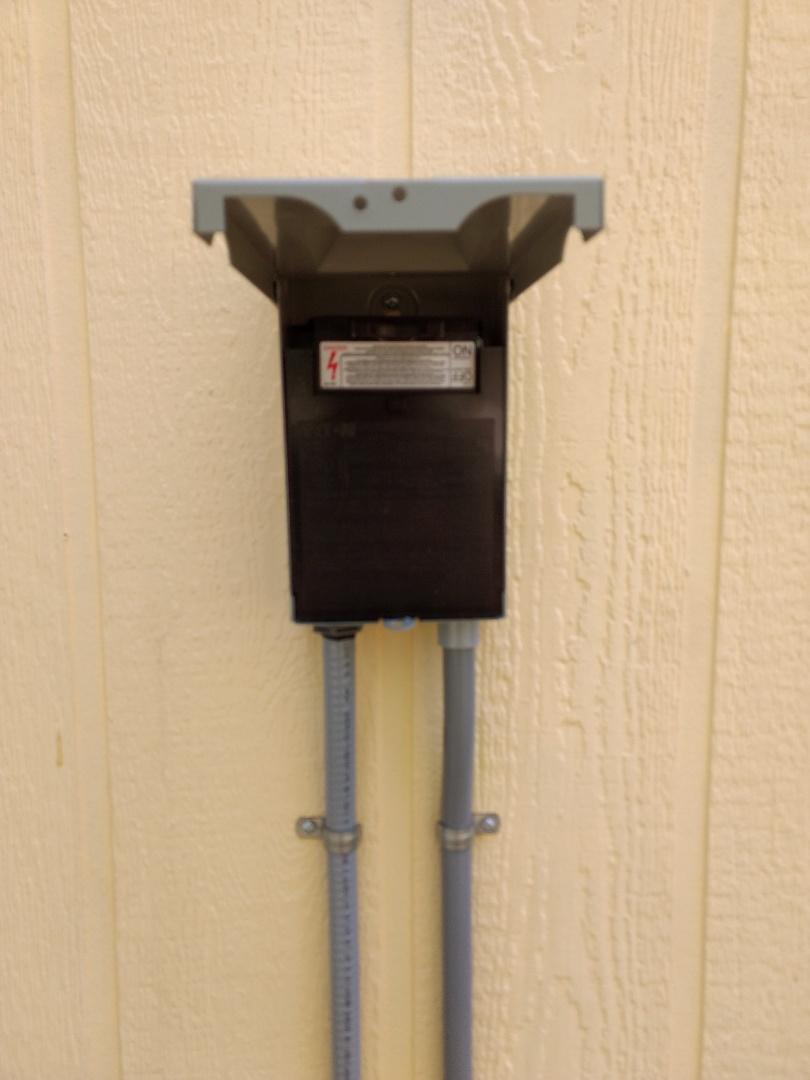 Sumner, WA - New circuit for Mitsubishi ductless heat pump