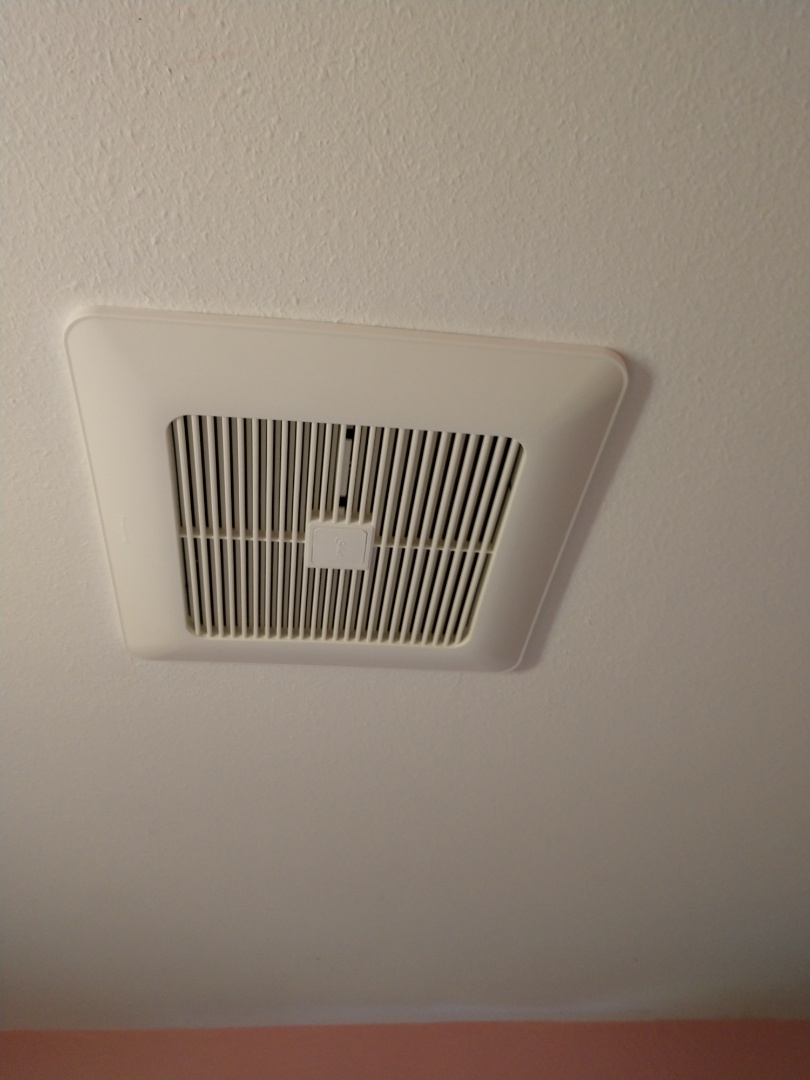 Gig Harbor, WA - New bathroom fan install