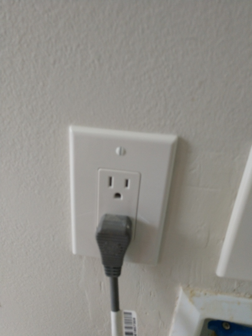 University Place, WA - New refrigerator outlet installation