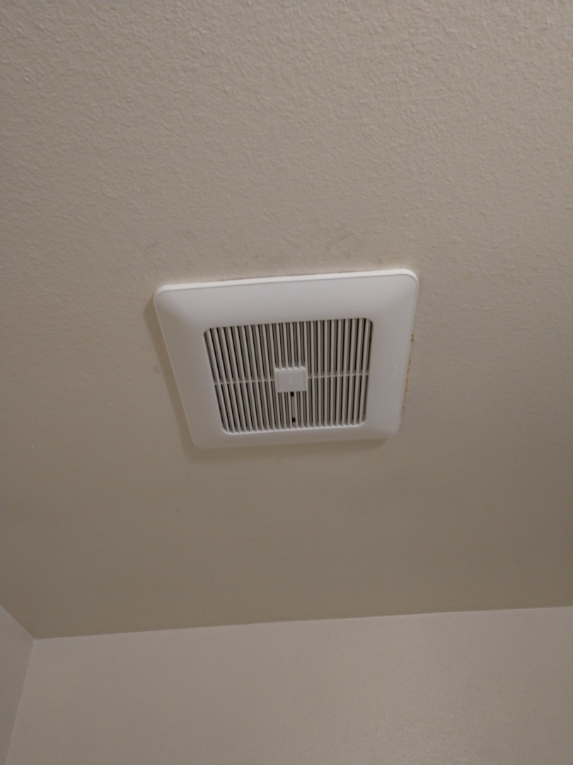 Tacoma, WA - Panasonic whispergreen bathroom fan install