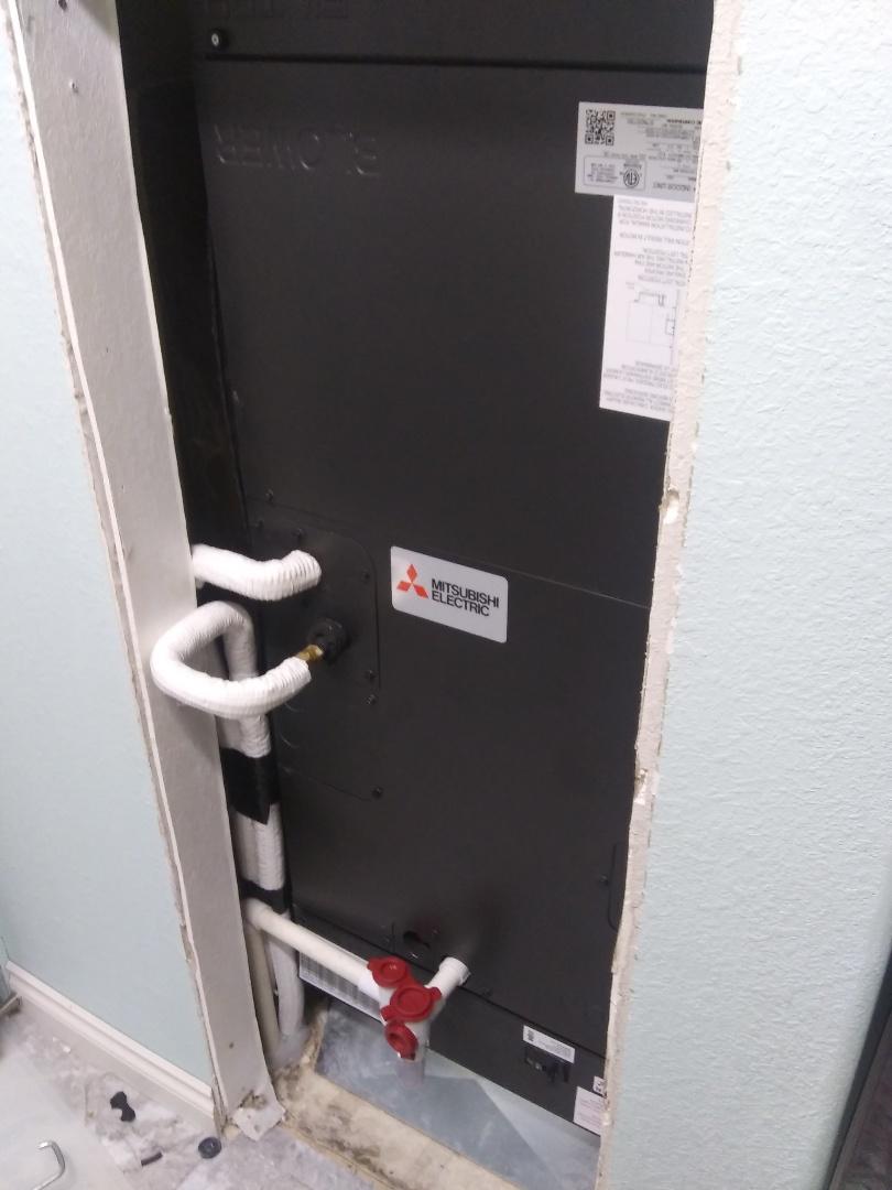 Orting, WA - Heat Pump Install.