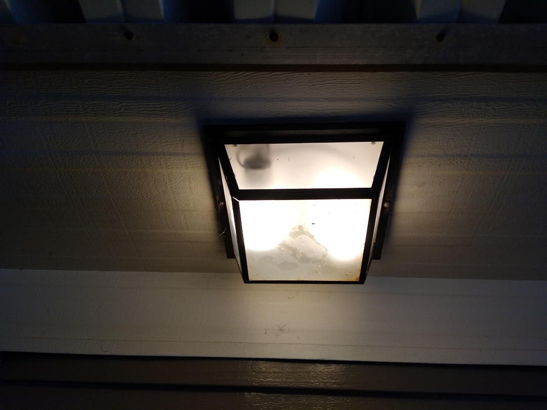 Tacoma, WA - Did Safety inspection and fixed faulty porch light wiring