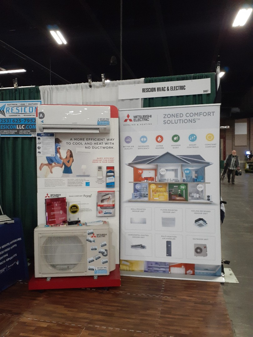 Puyallup, WA - The Puyallup Home Show Starts Today!