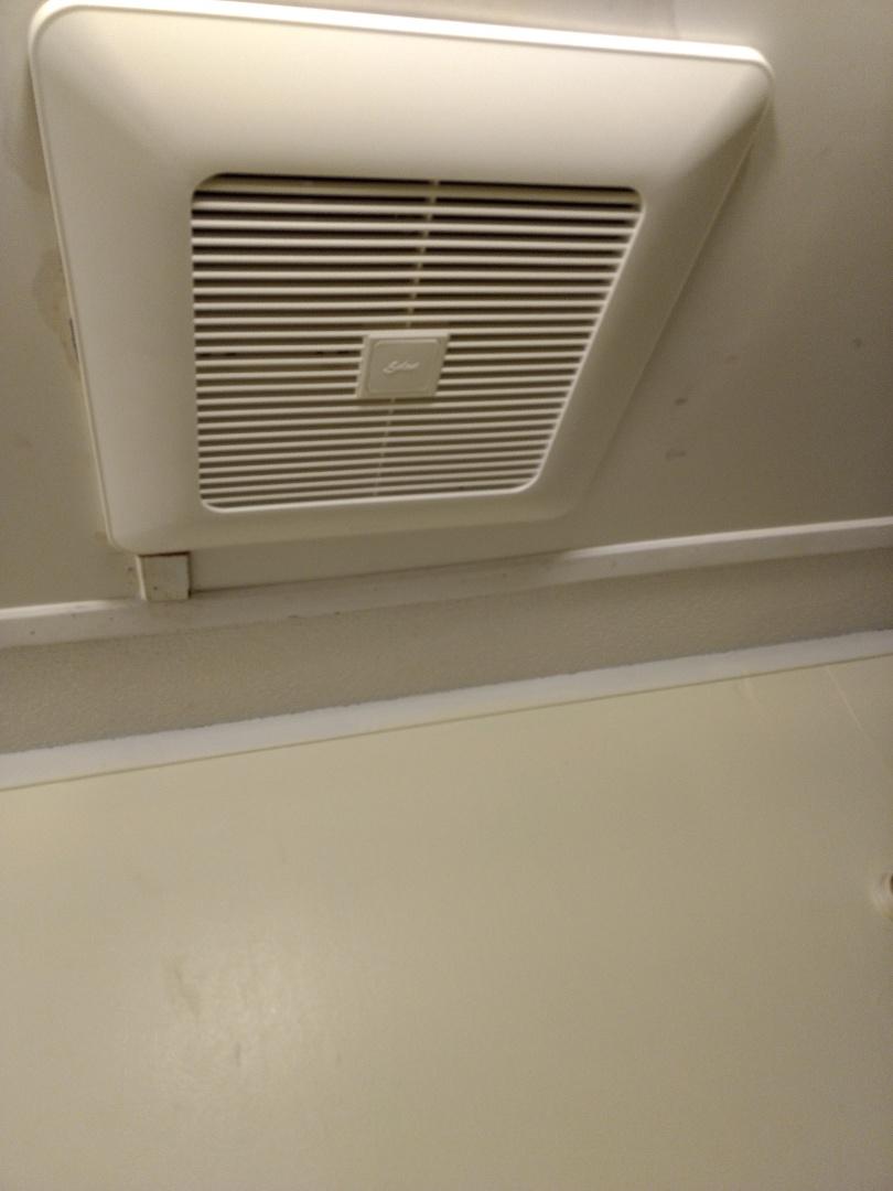 Sumner, WA - Bathroom fan replacement