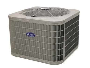 Carlstadt, NJ - Super Plumbers Heating and Air Conditioning installed a Carrier performance central AC.