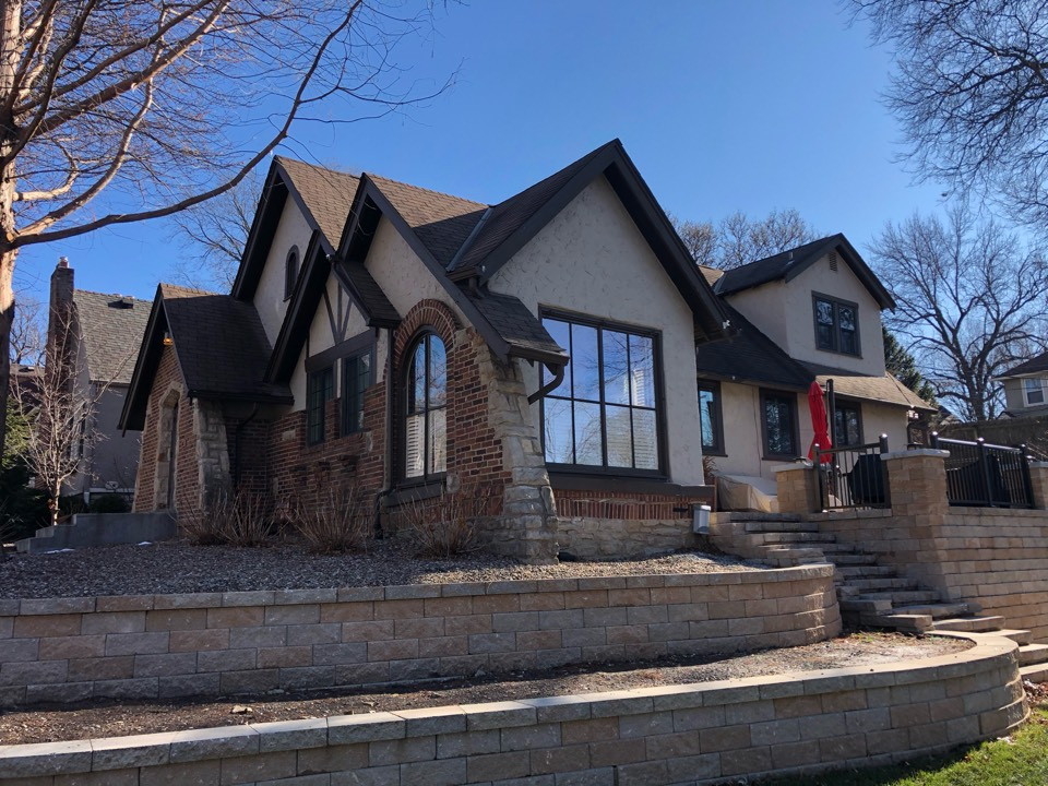 Kansas City, MO - Brookside gutter replacement and roof inspection
