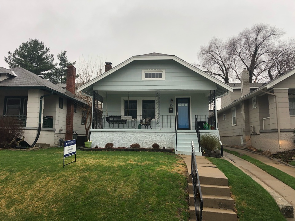 Kansas City, MO - Waldo roof inspection