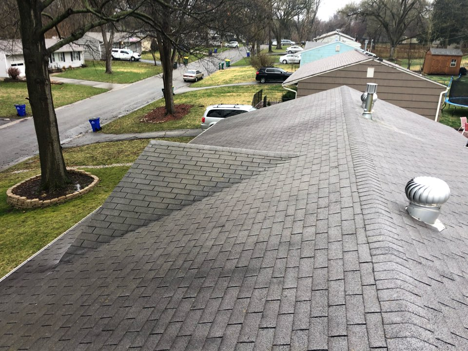 Overland Park, KS - Roof leak and roof replacement