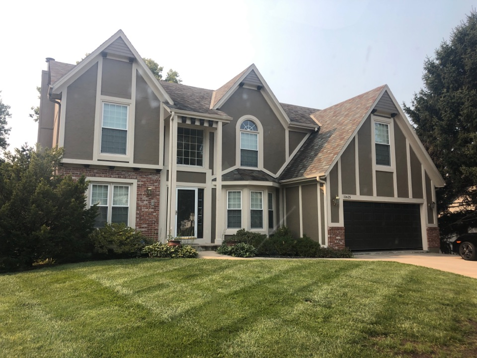 Overland Park, KS - Roof inspection insurance adjuster approved replacement