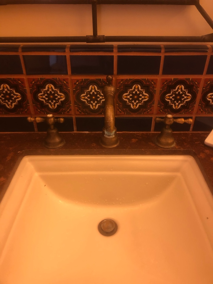 Templeton, CA - Replaced both hot and cold cartridges from Newport Brass manufacturer, no more dripping here.....
