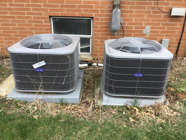 Reynoldsburg ac service. Carrier air conditioning