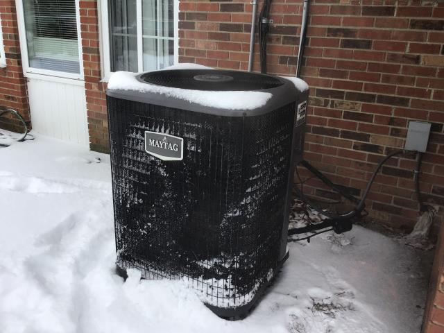 Etna, OH - Pickerington commercial heatpump service