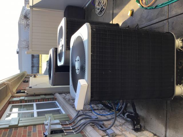 Etna, OH - Pickerington commercial service HVAC Lennox heatpump repair controls