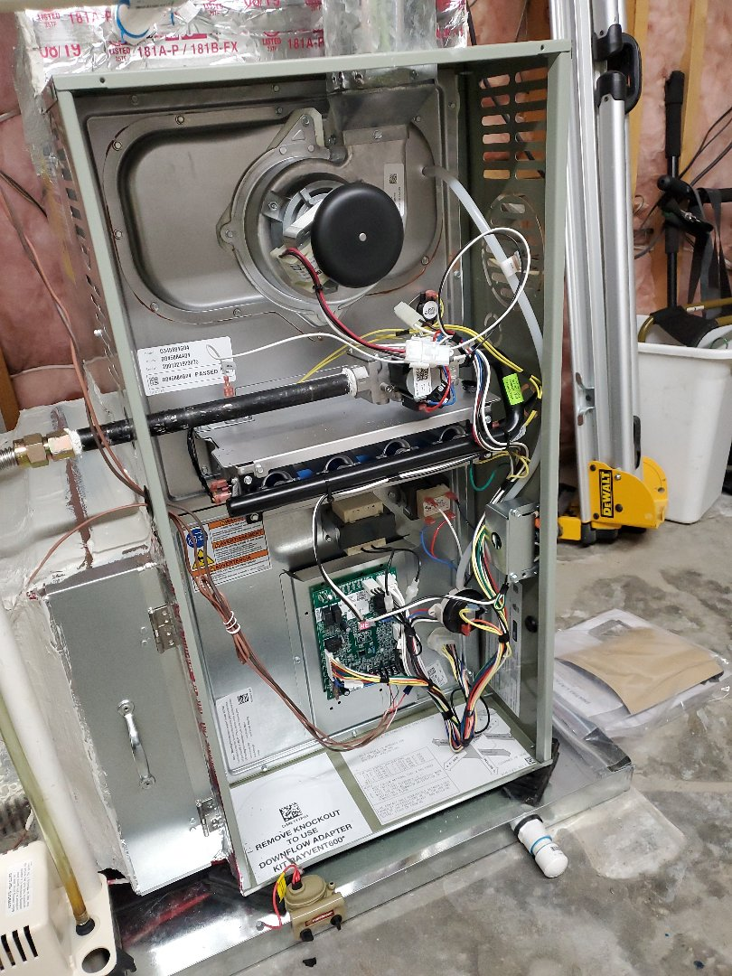 Cumming, GA - Thank you for your business. Perform full system replacement.