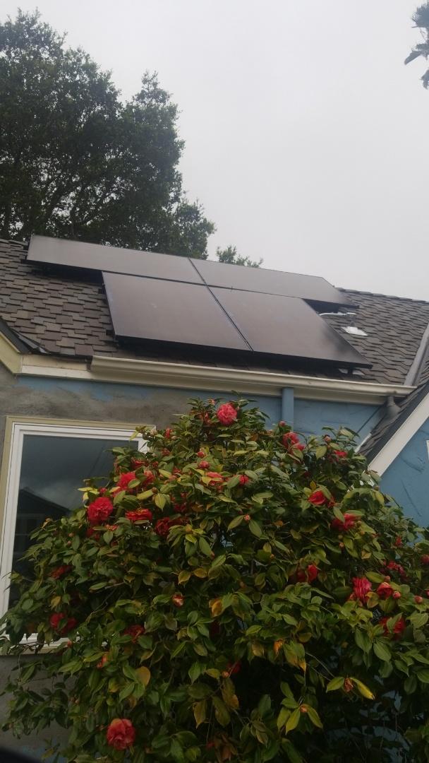 Albany, CA - Solar install