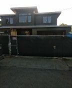 Mountain View, CA - Installed radiant systems main loop lines in bottom story of house