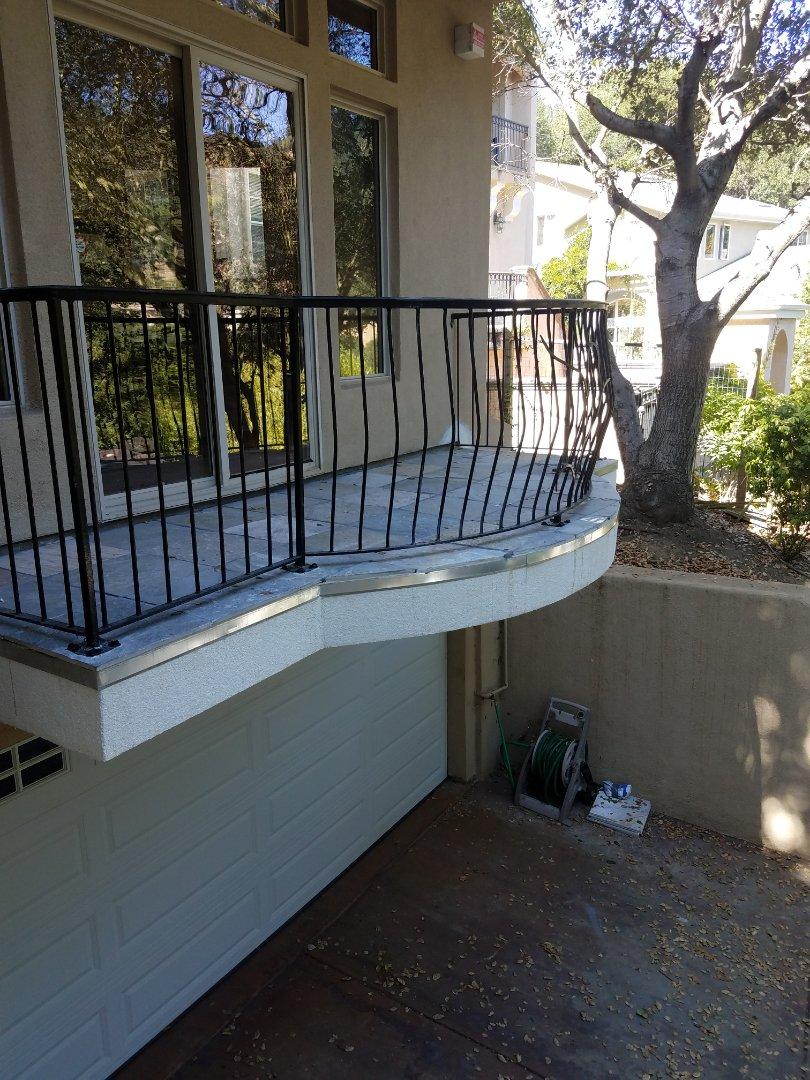 Berkeley, CA - Patio complete!