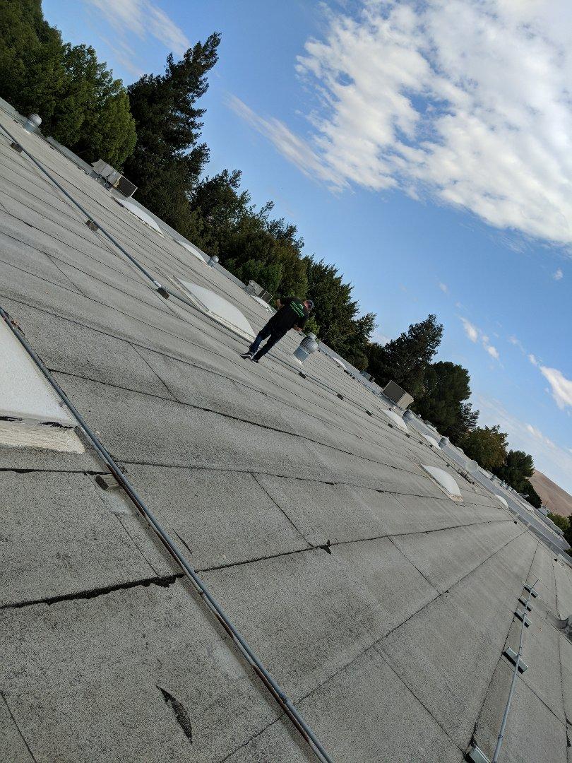Livermore, CA - Roof scope