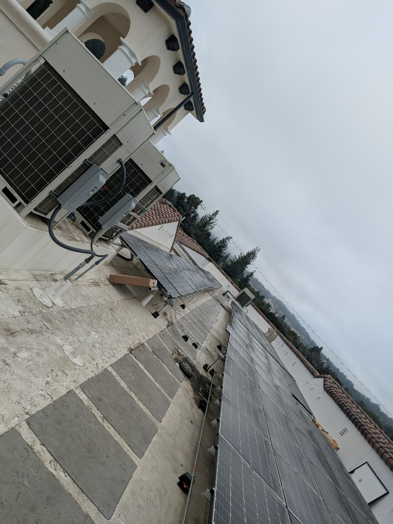 Scotts Valley, CA - Hvac and solar commissioning