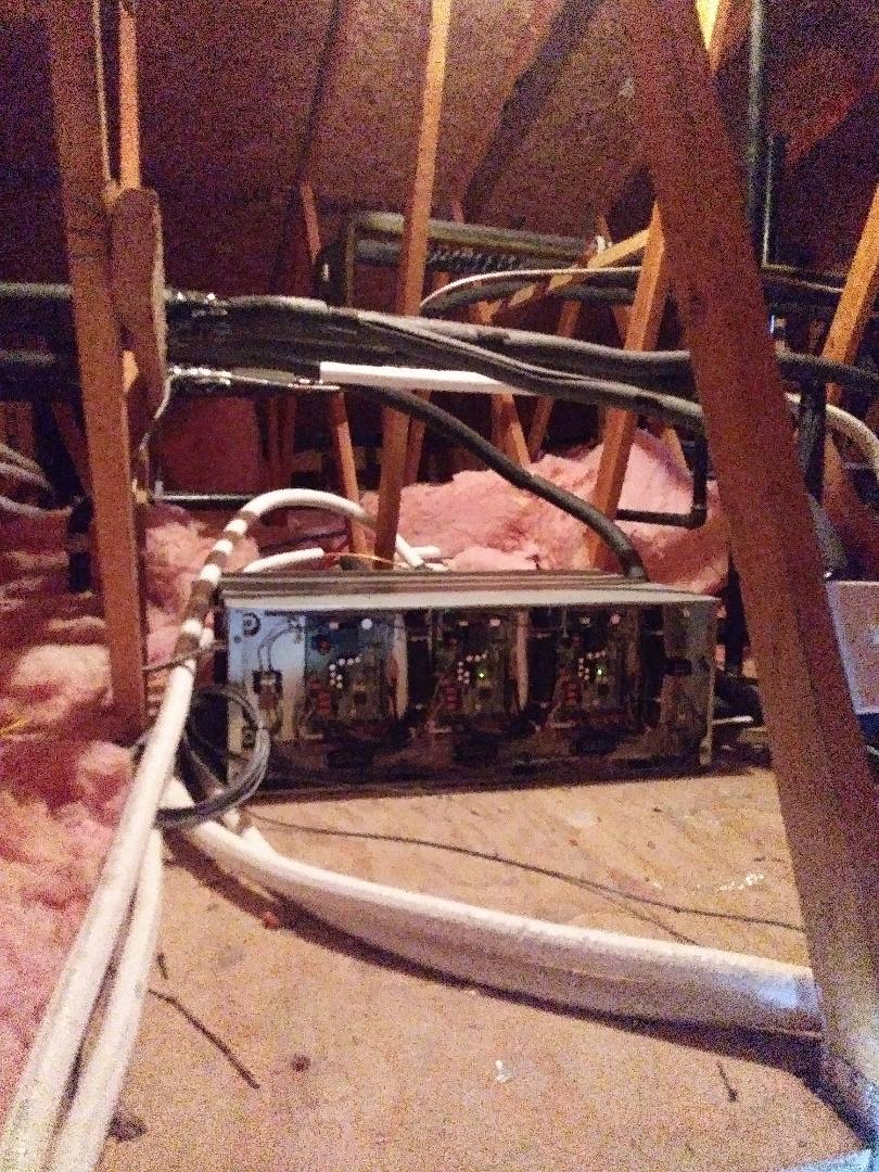 Scotts Valley, CA - Insulating and pressure leak checking