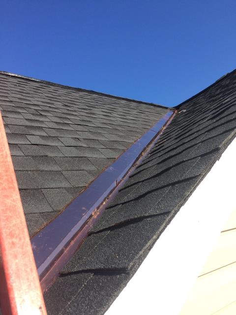 Maple Hill, NC - Copper Valley Charcoal GAF Timberline HD shingles