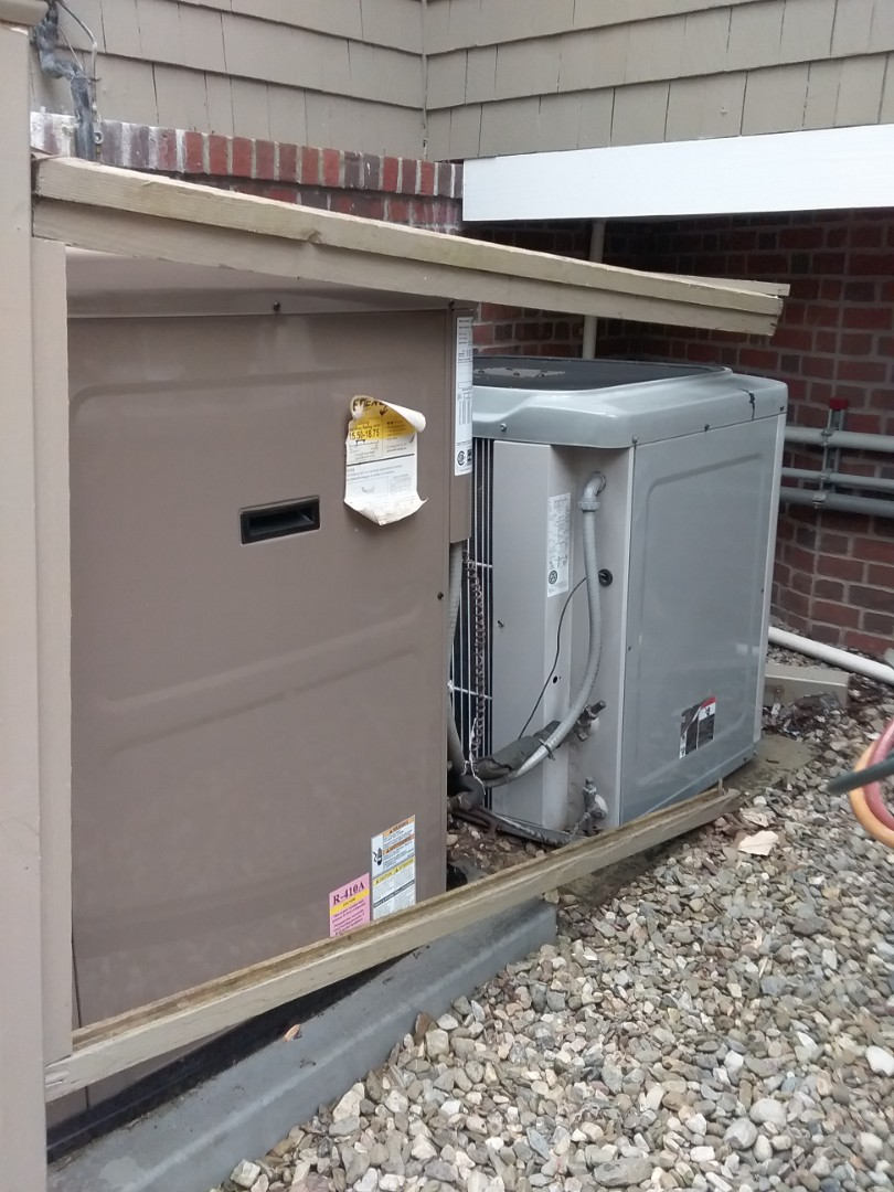 Westfield, NJ - York and carrier AC maintenance.