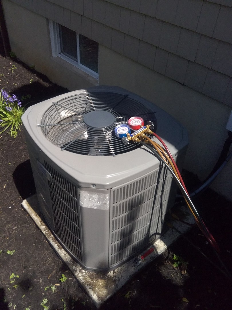 Mountainside, NJ - American standard AC maintenance.