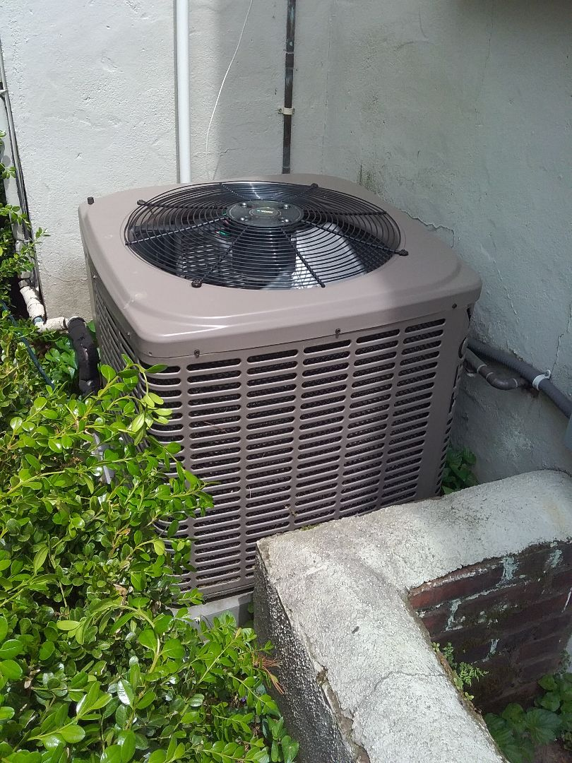 Millburn, NJ - York 410a condenser