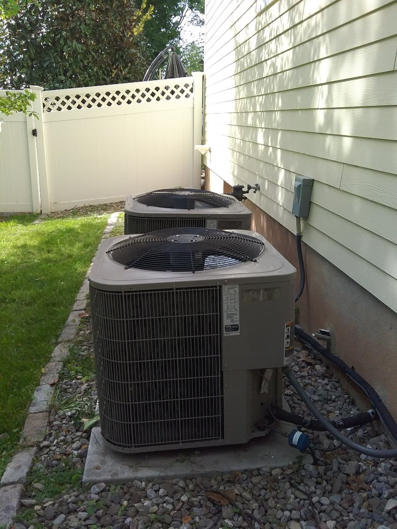 Mountainside, NJ - 2 system AC maintenance.