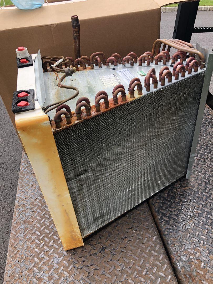 Scotch Plains, NJ - Old coleman coil replace