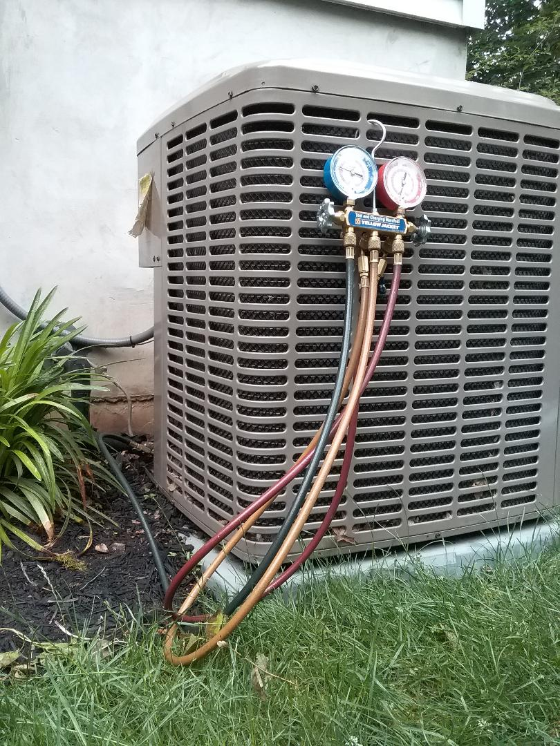 Westfield, NJ - York air conditioning system maintenance.