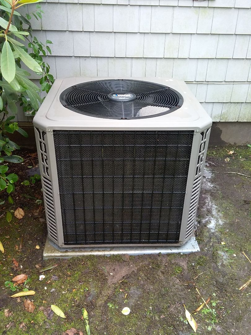 Mountainside, NJ - York condenser cleaning