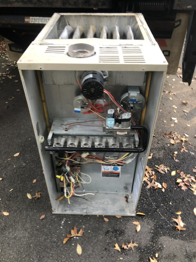 Mountainside, NJ - Furnace replacement