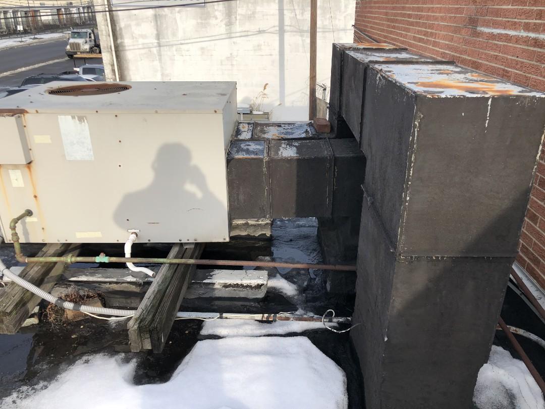 Union, NJ - Compressor change out