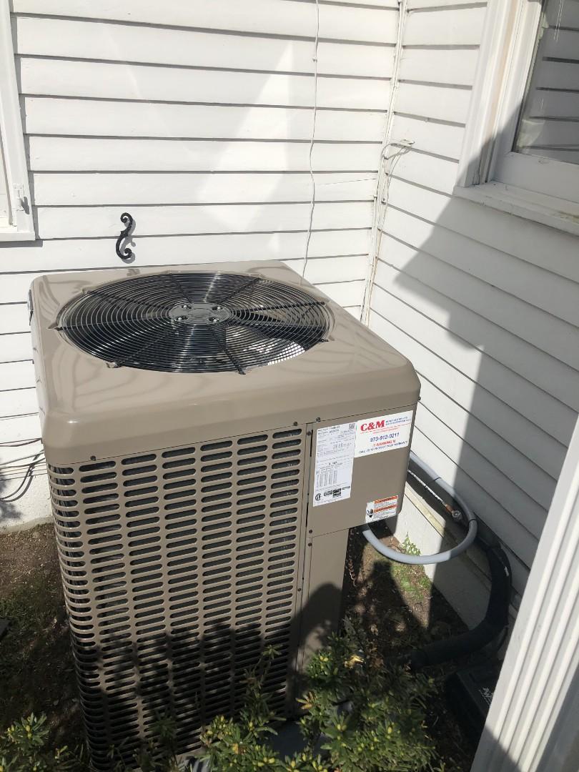 Springfield, NJ - York furnaces condenser