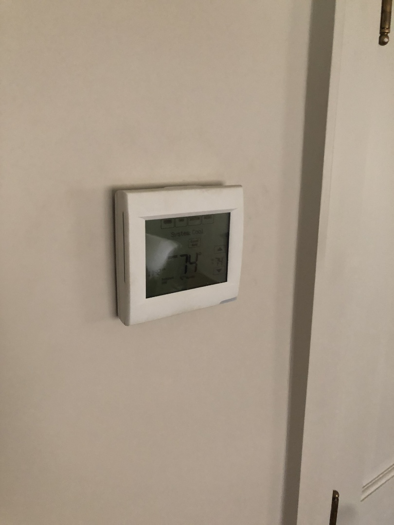 Summit, NJ - Thermostat honeywell new duct