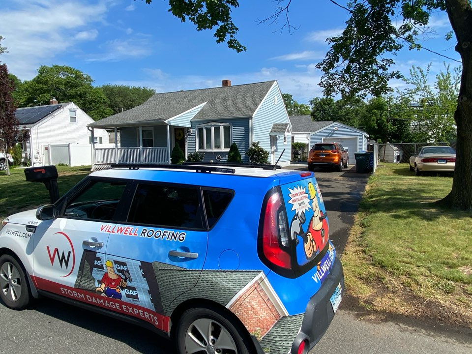 Hamden, CT - Siding installation using Kaycan Vinyl Siding by the best siding contractor near you.